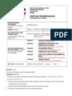 A. Information Sheet Bpb102k2