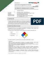 HojaDatosSeguridad-Gasohol84Plus-dic2013