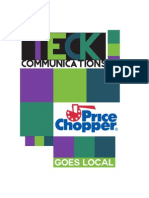 price chopper communications campaign