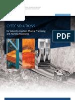 Cytec Solutions 2013