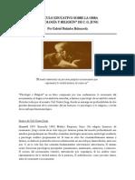 ARTÍCULO EDUCATIVO SOBRE LA OBRA PSICOLOGÍA Y RELIGIÓN DE C. G. JUNG. pdf