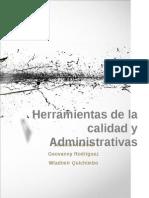 Herramientas de La Calidad y AdministrativasWORD