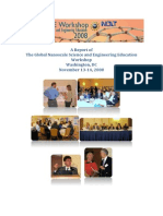 Global Nanoscale Science and Engineering Education (GNSEE) Final Report