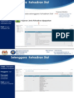 Modul Pengurusan Kehadiran Staf Logo Kpm New
