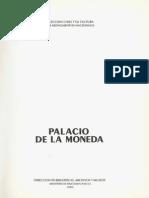 Palacio Moneda Toesca