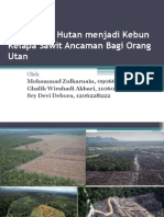 Ekologi Hutan Tropis