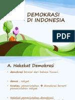 Demokrasi Di Indonesia Hanis