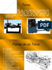 Procesos de Manufactura I - Clase 1 - Torno.ppt