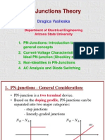 Pn Junctions Theory