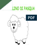 l'Agnellino Di Pasqua - Immagini e Didascalie