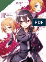 [T4DW] Sword Art Online 12 Alicization Rising - capítulo 7 (v-móvil)