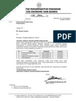 Surat Permohonan KKP