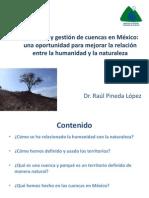 Manejo de cuencas en méxico 2014