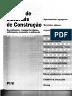 Manual Pratico Materiais de Construu00e7u00e3o