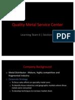 59577857 Quality Metal Service Centre