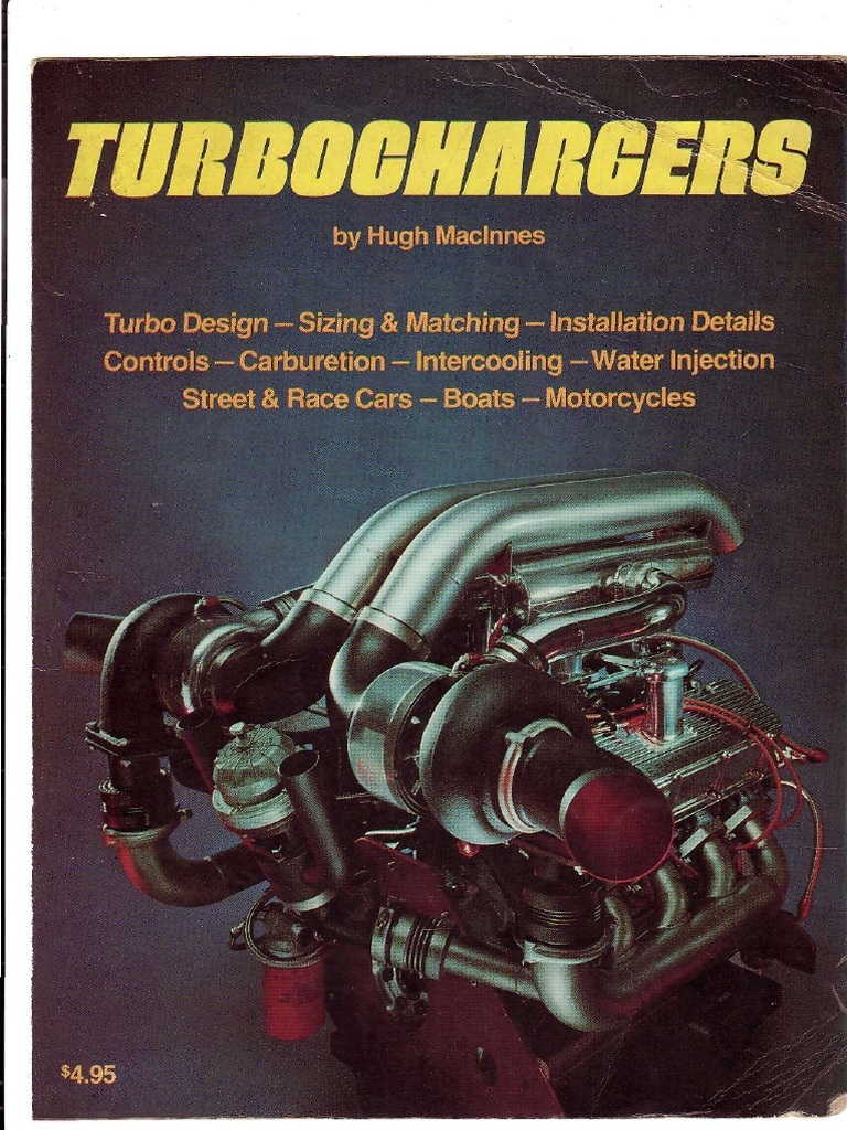 Book HP49 Turbochargers