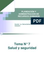 Planeación y Administración de RRHH UPB_2014ii