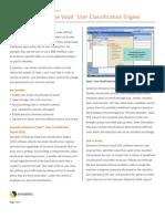User Classification Engine