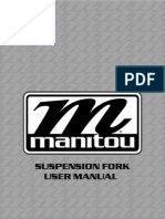 2014 Fork Owners Manual