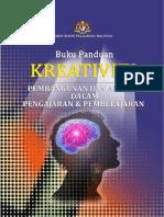 Buku Panduan Kreativiti