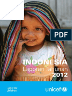 UNICEF Annual Report (Ind) 130731
