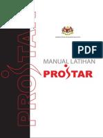 Manual Latihan Prostar-2004