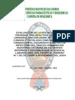 Evaluacion de la efdicacia de la tira reactiva y otras pruebas en urocultivo.pdf