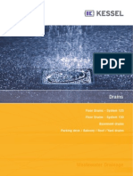KESSEL - Catalogue - Drains