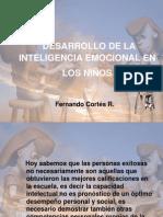 03 Inteligencia Emocional del Niño
