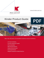 Kinder Product Guide Electronic Version