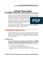 Cap.01 - Diagnosticul Sarcinii
