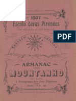 Armanac dera Mountanho. - Annado 16, 1923