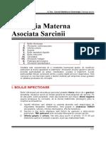 Cap.05 - Patologia Materna Asociata Sarcinii