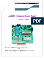 Avr Development Board Big