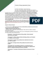 brief essay explaining your educational and career goals essay