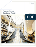 Savillsresearch Quarter Times Brisbane Retail q4 2013
