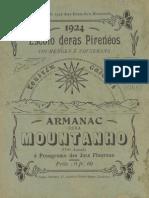 Armanac dera Mountanho. - Annado 17, 1924