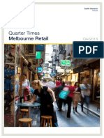 Savillsresearch Quarter Times Melbourne Retail q4 2013