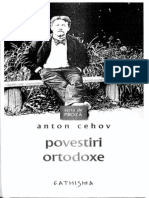 CEHOV_Povestiri ortodoxe