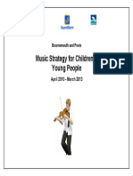 Music Strategy for Children and Young People