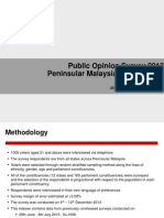 M'sia National Poll 2013
