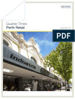 Savillsresearch Quarter Times Perth Retail q4 2013