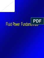 Fluid Power Fundamentals