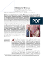 Treatment of Alzheimer Disease