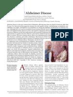 Treatment of Alzheimer Disease