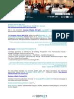European Pharma M2R Preview