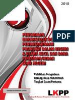 Modul 9 - Pengadaan Barang Jasa Dengan Pendayagunaan Produks