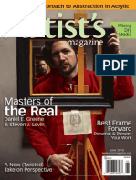 Artists Magazine June 2010