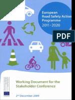 Programa de Accion Europeo de Seguridad Vial 2011-2020
