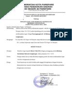 SDN46Parepare-SK Penanggung Jawab Bidang Pelaksanaan Kurikulum Berbasis Lingkungan